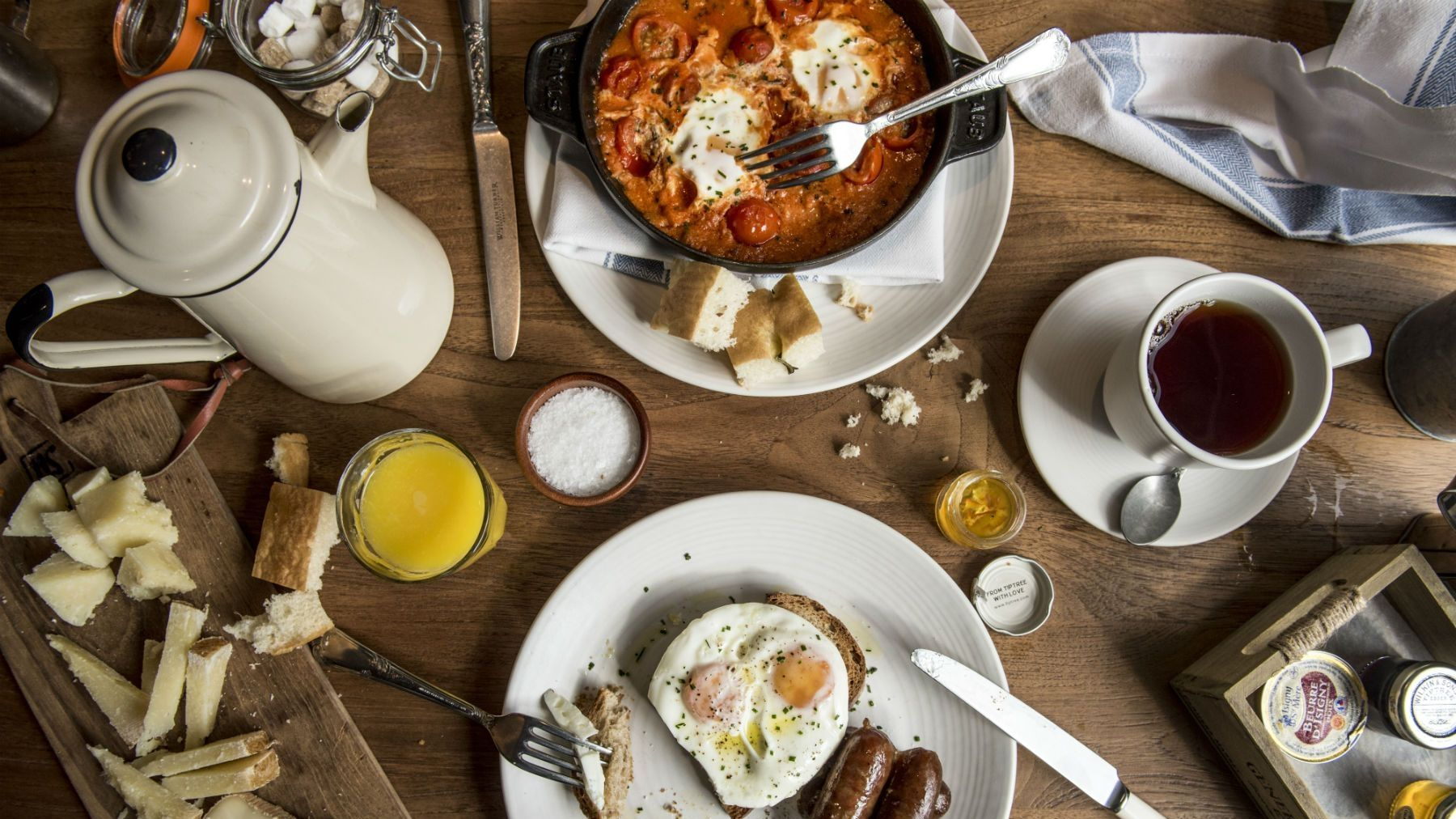 Bottomless Brunch | Mercante | Italian restaurant  | London